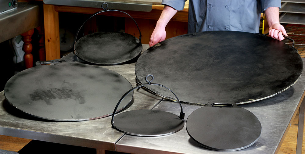 Oakden Commercial Sized Bakestones Or Griddles