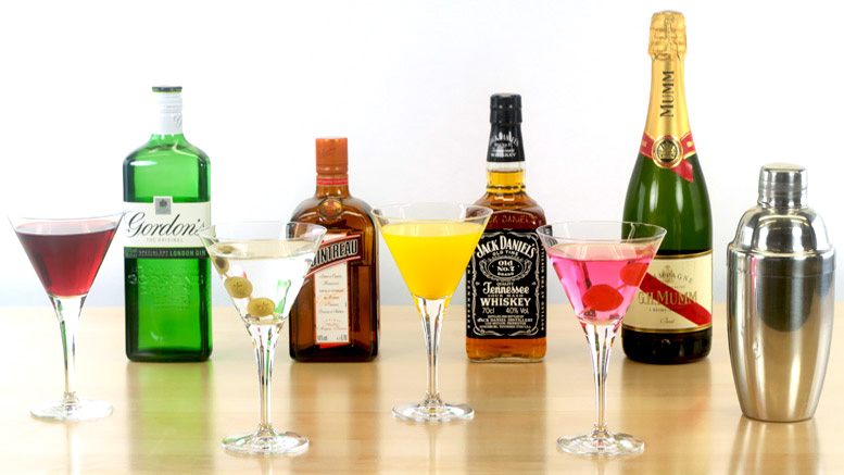 A Cocktail Recipe Collection