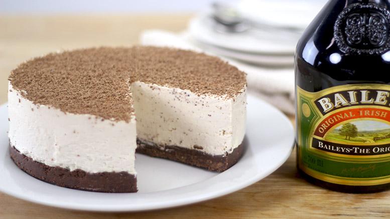 Bailey's & Chocolate Cheesecake