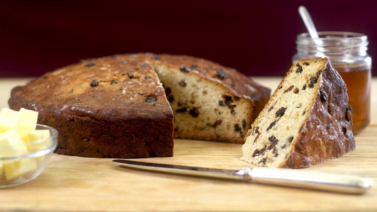 A Traditional Irish Barmbrack