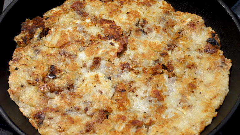 Boxty In The Pan