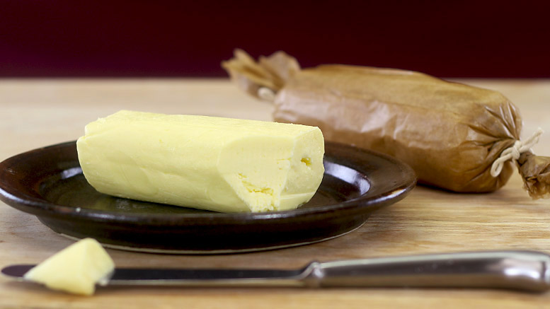 Home-made Butter