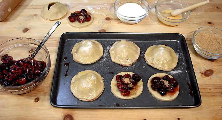 Cherry Turnovers Method