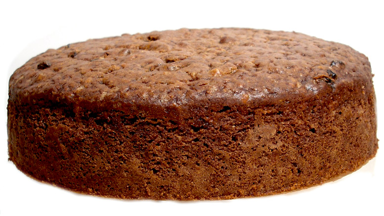 Christmas Cake 1861 Recipe