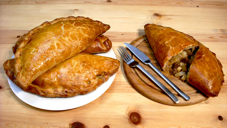 Traditional Cornish Pasties