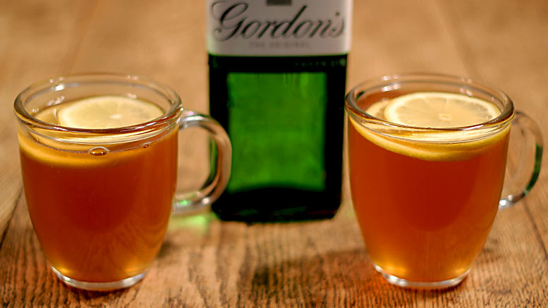 Hot Gin Punch