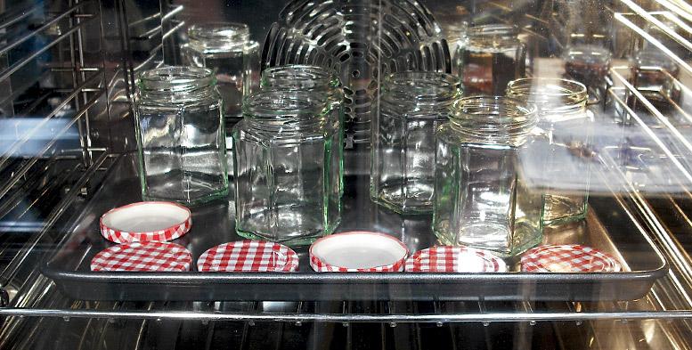 Sterilize Jam Jars And Lids