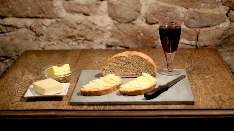 Manchet Bread