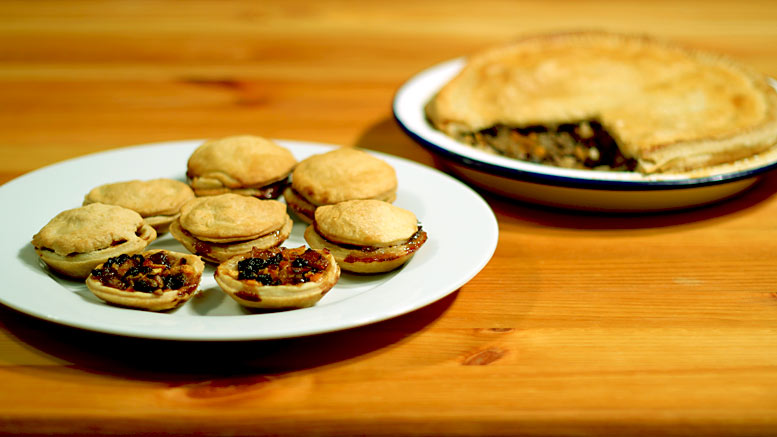 Mince Pies 1740 Recipe