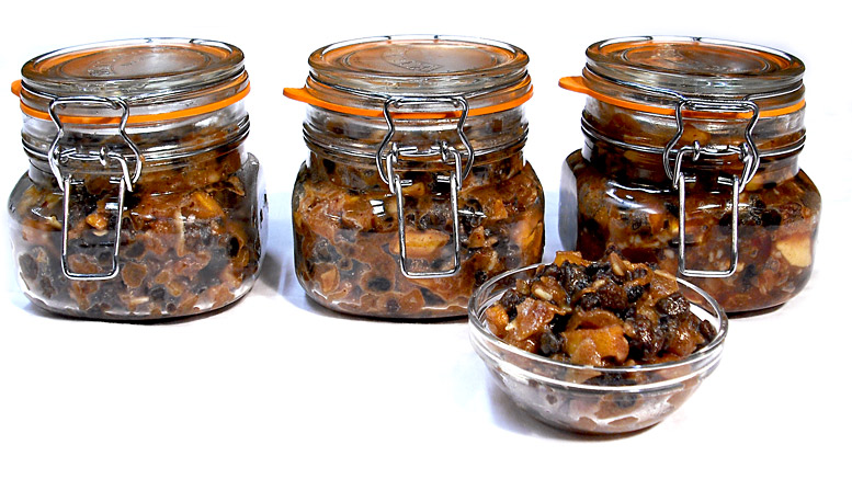 Mincemeat Traditional Recipe