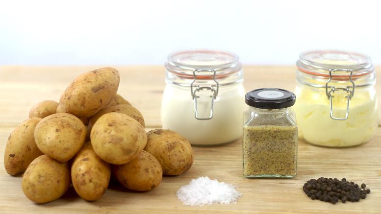 Mustard Mash Ingredients