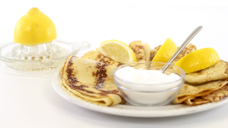 Classic English Pancakes