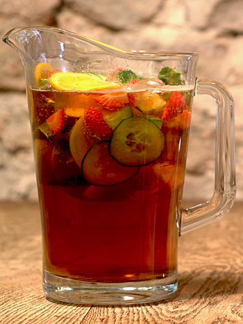 Pimms Cocktail Jug