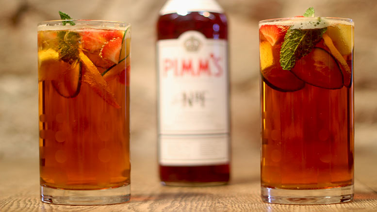 Pimms No1 Cup Cocktail