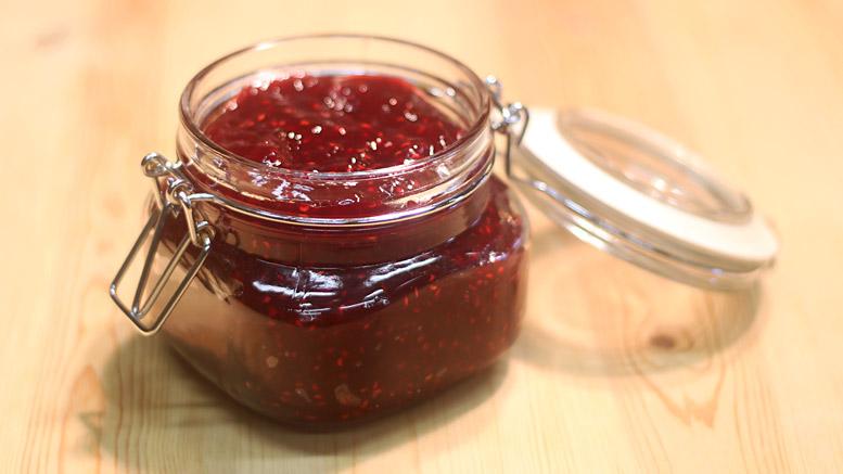 Raspberry Jam 1861 Recipe