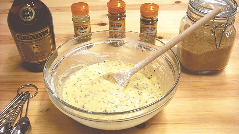 Seed Cake Method