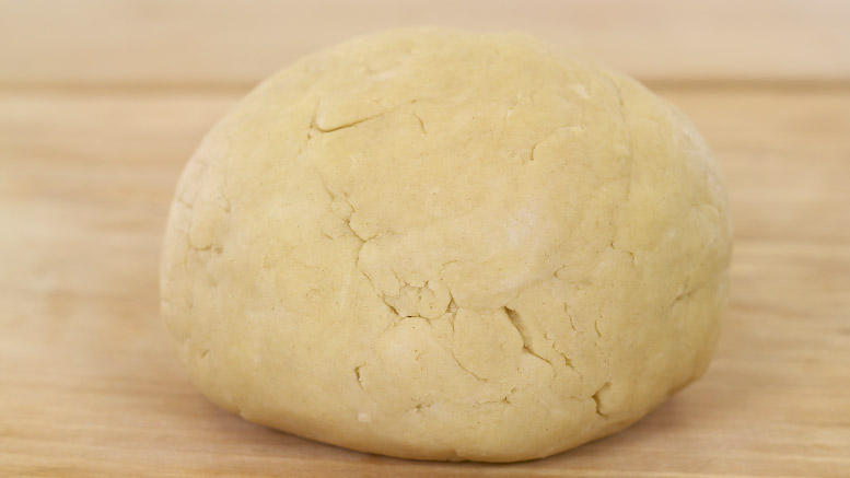 The Shortcrust Pastry Dough Made