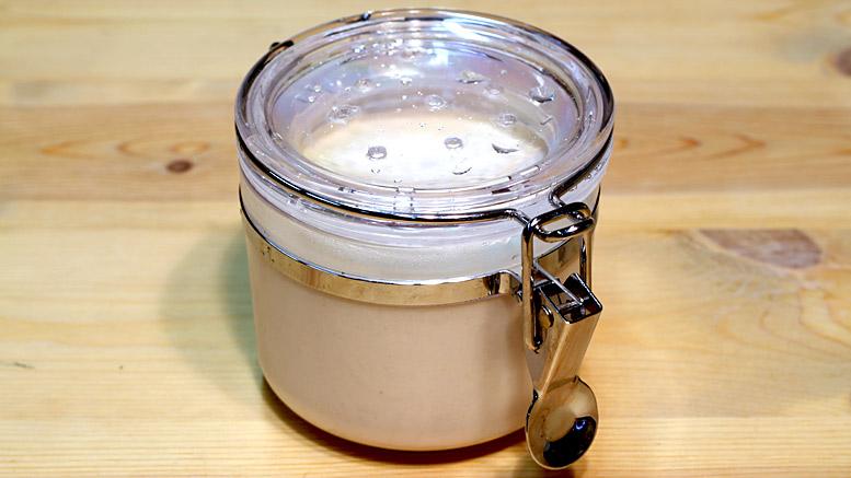 Sourdough Starter Jar