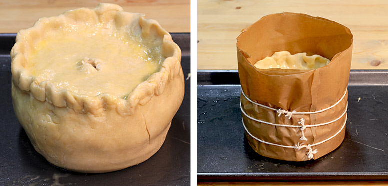 Traditional Pork Pie Method